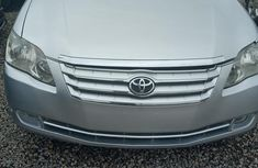 Good condition, Toyota Avalon 2007 Silver color for sale