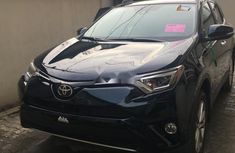 Toyota RAV4 2018 Automatic Petrol ₦14,000,000 for sale