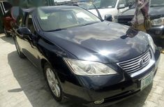 Buy and drive Lexus ES 350 2008 Blue for sale