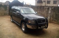 Ford Expedition 1996 Black for sale