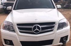 Mercedes-Benz GLK-Class 2012 350 White for sale