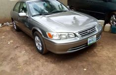 Sell authentic used 2002 Aston Martin Camry in Onitsha