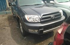 Toyota 4-Runner Edition 2005 Gray color for sale