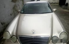 Mercedes-Benz E320 2001 Gold for sale