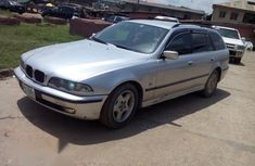BMW 528i 2002 Silver for sale