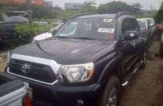 Well maintained black 2012 Aston Martin Tacoma for sale at price ₦9,500,000 in Lagos
