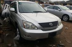 Super clean and it fully cleared Lexus RX 2008 Silver color for sale
