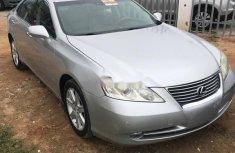 Lexus ES 2008 Automatic Petrol ₦3,400,000for sale