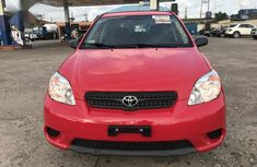 Direct Deals From Importer  Toyota Matrix 2007 Red color for sale