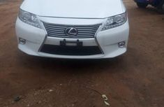 Lexus ES350 2014 FWD White  for sale