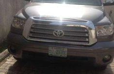 Well maintained 2008 Aston Martin Tundra automatic for sale in Lagos
