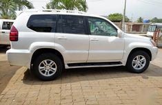Lexus GX470 2007 White for sale