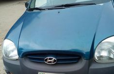 Hyundai Atos 2001 Prime Automatic Blue for sale