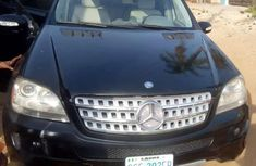 Used 2007 Mercedes-Benz ML for sale at price ₦2,150,000 in Lagos