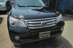 Lexus GX 460 2011 Black  for sale
