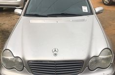 Mercedes-Benz C230 2004 Silver color for sale