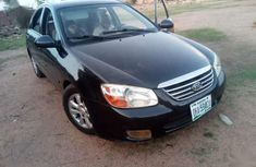 Clean black 2005 Kia Cerato automatic car at attractive price