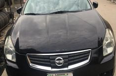 Nissan Maxima 2007 SE Black for sale
