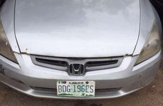 Need to sell cheap used 2004 Audi Accord at mileage 141 in Lagos