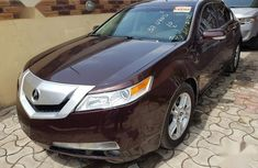Acura TL 2010 Brown for sale