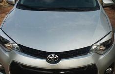 Toyota Corolla 2015 Silver for sale