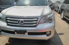 Lexus Gx 460 2011 Silver  for sale
