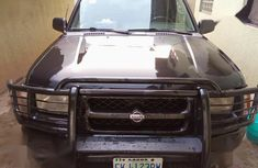 Nissan Xterra 2001 Black for sale