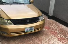 Toyota Avalon 2002 Gold for sale