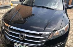 Honda Accord CrossTour 2010 EX-L AWD Black for sale