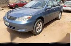 Sell blue 2003 Aston Martin Camry at mileage 75,000 at cheap price