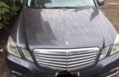 Mercedes-Benz E350 2011 Gray for sale