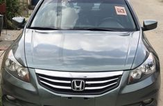 Honda Accord 2009 2.0 Sport Green color for sale