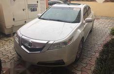 Acura TL 2009 Automatic Tech Package White for sale