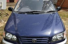 Just cleared very clean  Toyota Picnic 2000 Blue color for sale