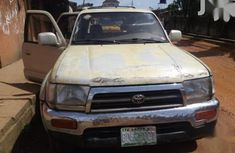 Toyota 4-Runner 2000 working perfectly Gold  color for sale