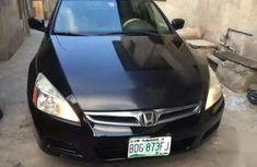 Best priced used 2007 Audi Accord at mileage 99,000 in Lagos