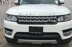 Almost brand new Land Rover Range Rover Sport 2014for sale