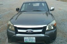Clean Ford Ranger 2010 Gray color for sale