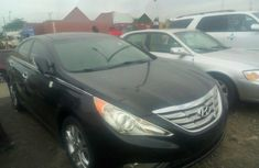 Hyundai Sonata 2011 Petrol Automatic Black for sale