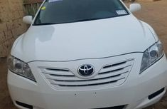 Toyota Camry 2008 2.4 LE White color for sale
