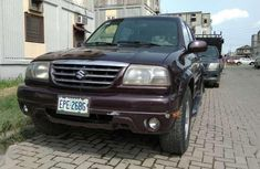 Sell used 2002 Suzuki XL-7 at price ₦800,000 in Lagos