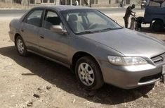 Sell used 2000 Audi Accord automatic in Abuja