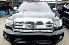 Almost brand new Toyota Sequoia Petrol for sale