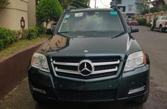 Mercedes-Benz GLK350 2010 Green  for sale