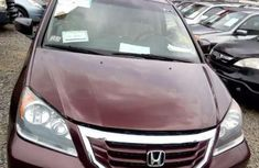 Best priced red 2008 Audi Odyssey in Lagos