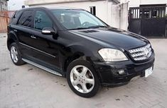 Mercedes-Benz ML 500 2008 ₦2,850,000 for sale