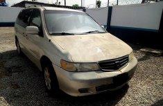 Honda Odyssey 2002 ₦500,000 for sale
