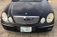 Almost brand new Mercedes-Benz E200 Petrol for sale