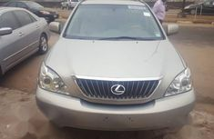 Lexus RX 2009 Silver for sale