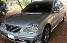 Mercedes-Benz C230 2008 Silver for sale